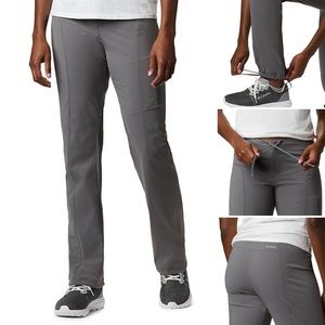 Columbia Just Right straight leg athletic grey